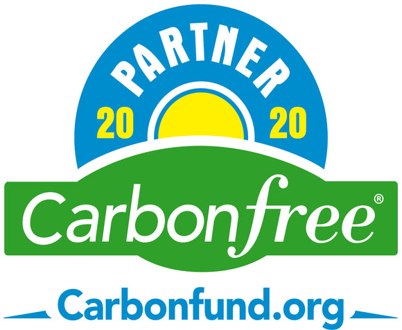 Our commitment to reducing our carbon footprint.