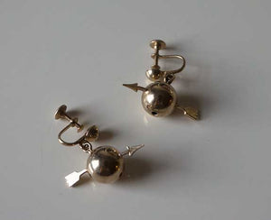 Arrow Earrings (1950s)