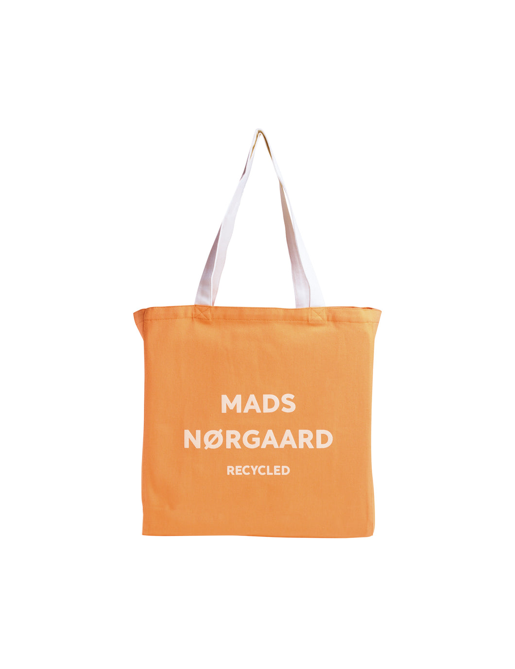 Mads Nørgaard Recycled Boutique Athene Net - Tangerine