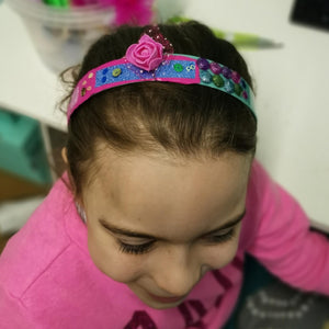 Decorate your own alicebands