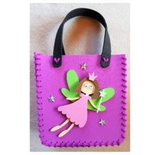Load image into Gallery viewer, Make your own little foam handbag - FAIRY