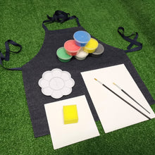 Load image into Gallery viewer, Mini Picasso art set - large paint and accessories set