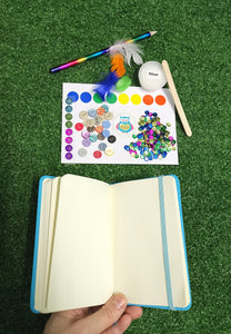 Decorate your own notebook