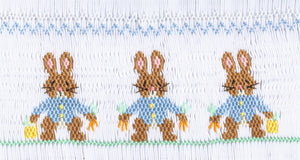 Rabbits in Triplicate, #112