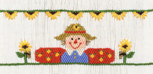 Load image into Gallery viewer, Sunflower Scarecrow #140