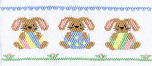 Easter Egg Bunnies #147
