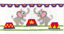 Load image into Gallery viewer, Circus Elephants, #296