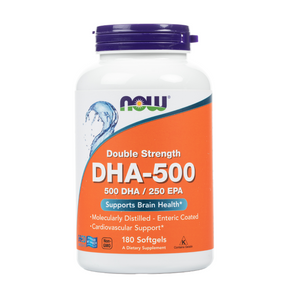 Now-DoubleStrengthDHA-500-Softgels-180Softgels
