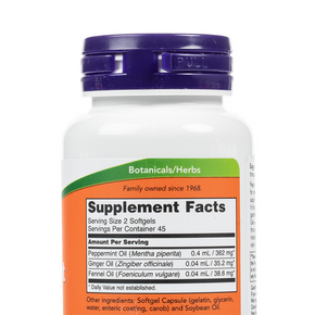 Now-PeppermintGels-Softgels-SupplementFacts