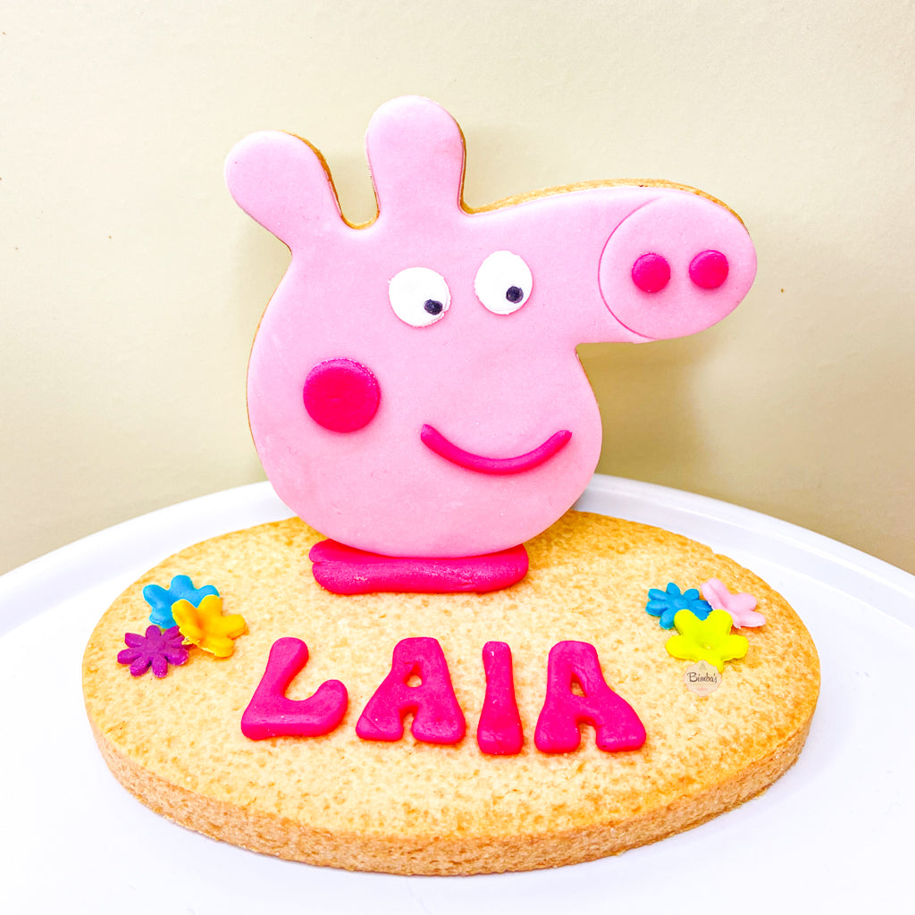 Mona Galleta Peppa Pig