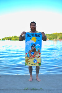 SHURDALIFE TOWELS