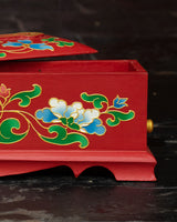Flowers and Vines Incense Burner (Large)