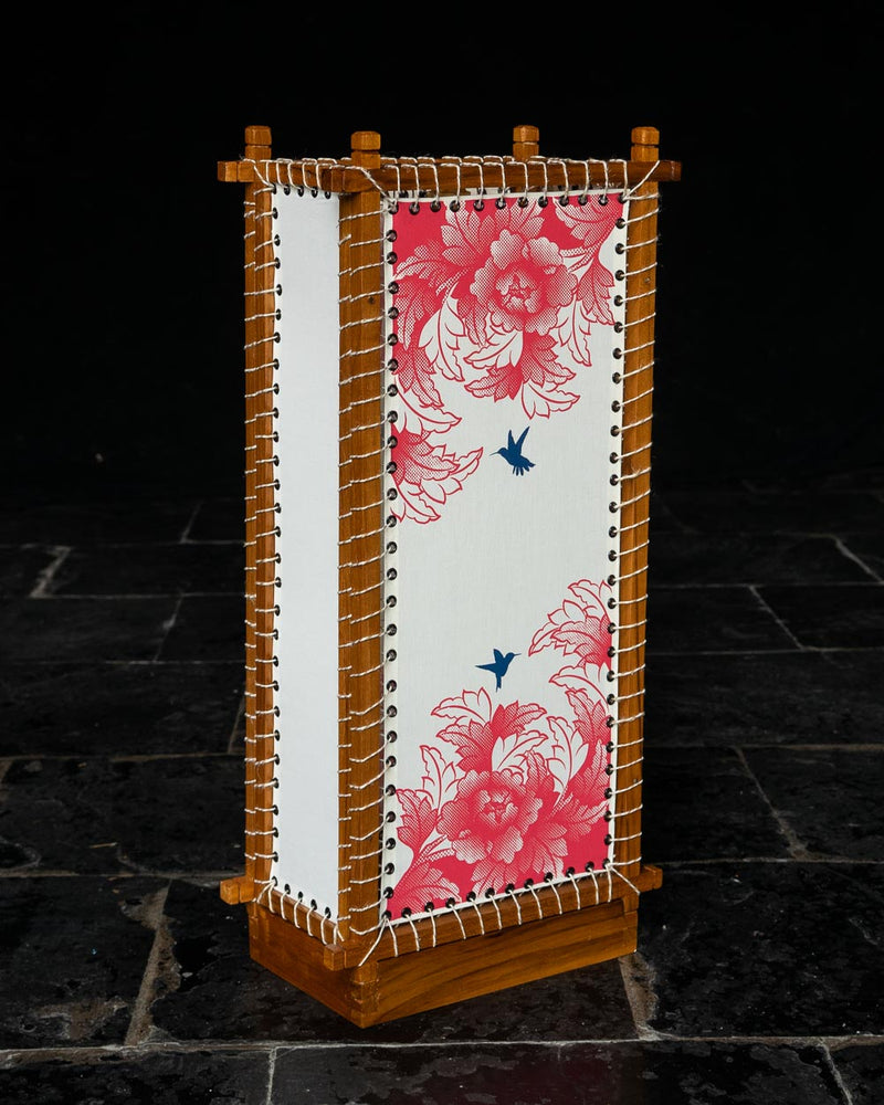 Birds & Flowers Ambiance Lamp