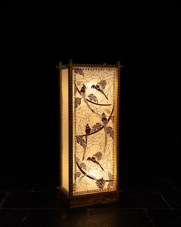 Paradise Flycatcher Ambiance Lamp