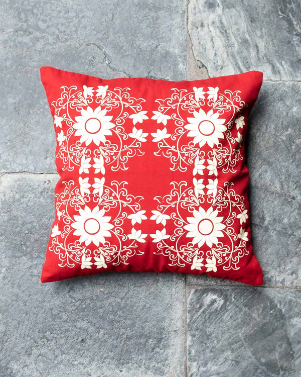 Mythical Flowers Cushion Cover Set