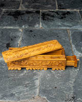 Carved Incense Burner (Medium)