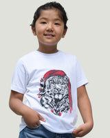 Snow Leopard T-shirt (White)