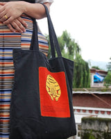Tibetan Shopping Bag, Tiger