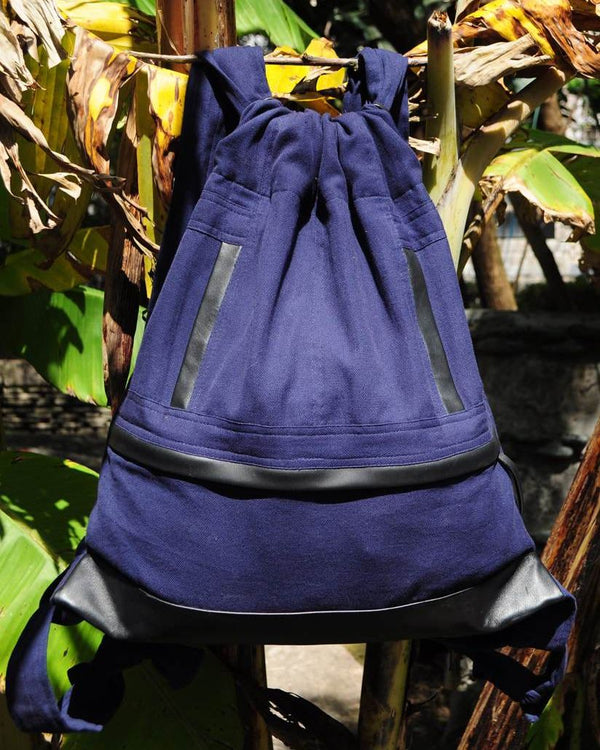 Unisex Backpack, Navy