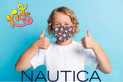 Nautica Face Masks for Kids