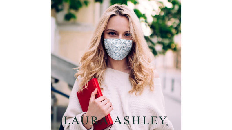 Laura Ashley Fashion Face Masks