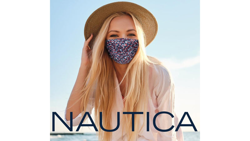 Nautica Fashion Face Masks