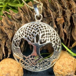 Eternal Tree of Life Necklace