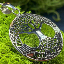 Load image into Gallery viewer, Eternal Tree of Life Necklace
