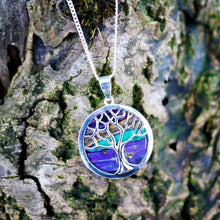 Load image into Gallery viewer, Heathergems Tree of Life Necklace