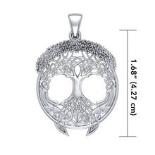 Load image into Gallery viewer, Celtic Soul Tree of Life Necklace