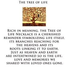 Load image into Gallery viewer, Free Spirit Tree of Life Necklace