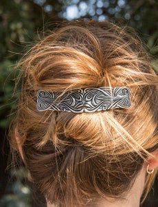 Celtic Love Knot Hair Clip