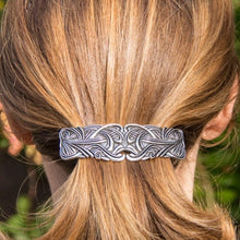 Load image into Gallery viewer, Celtic Love Knot Hair Clip