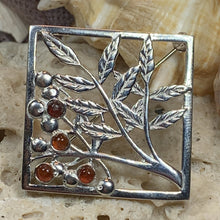 Load image into Gallery viewer, Rowan Tree of Life Brooch