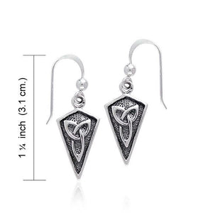 Frances Celtic Knot Earrings