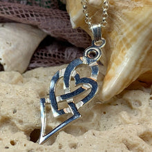 Load image into Gallery viewer, Fior Celtic Love Knot Necklace