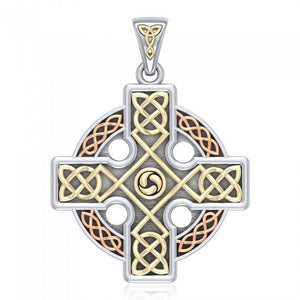 Bellavary Celtic Cross Necklace