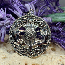 Load image into Gallery viewer, Ainsley Thistle Necklace