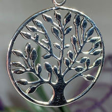 Load image into Gallery viewer, Classic Tree of Life Necklace