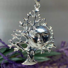 Load image into Gallery viewer, Annea Tree of Life Necklace