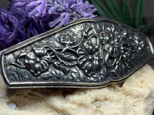 Load image into Gallery viewer, Celtic Garden Hair Clip