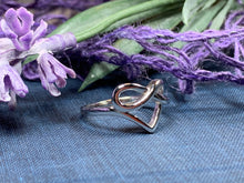 Load image into Gallery viewer, Celtic Forever Heart Ring
