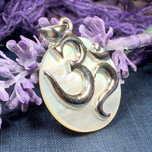 Load image into Gallery viewer, Om Chakra Necklace