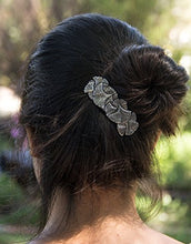 Load image into Gallery viewer, Gingko Leaf Hair Clip