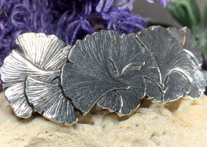 Gingko Leaf Hair Clip