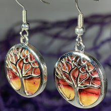 Load image into Gallery viewer, Heathergems Tree of Life Earrings