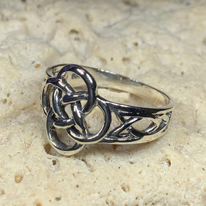 Celtic Dara Knot Ring