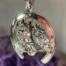Load image into Gallery viewer, Lucky Horse Necklace