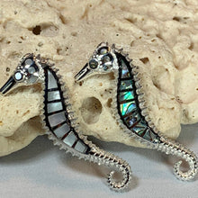 Load image into Gallery viewer, Tropical Seahorse Necklace