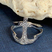 Load image into Gallery viewer, Hope Anchor Ring